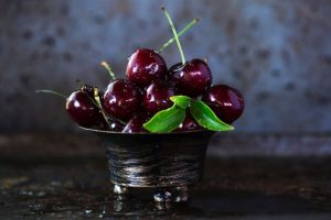Cherries To Reduce And Burn Belly Fat Instantly