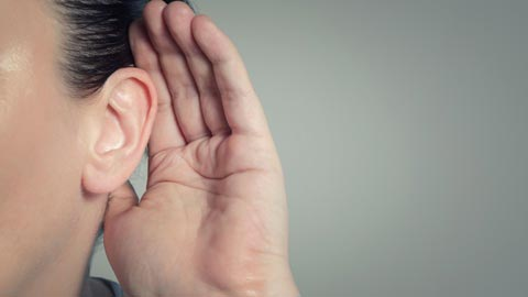 Ear feels clogged after concert